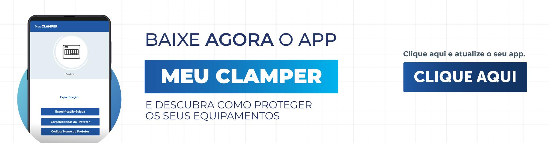 App Meu CLAMPER